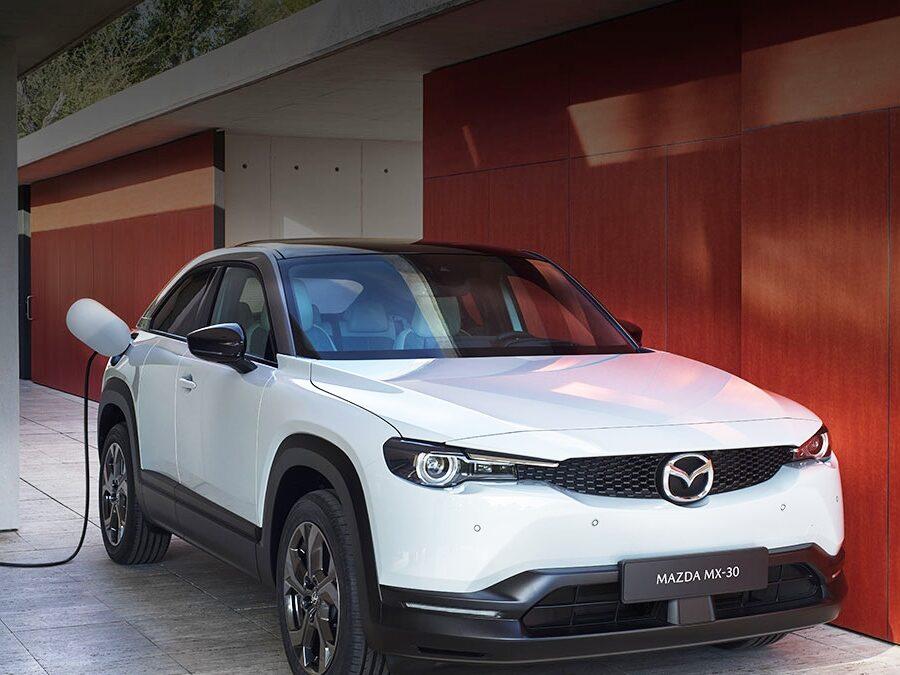 Mazda mx-30 kampanje